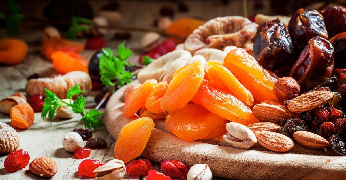 Balanced Food Nutrition Dry fruits