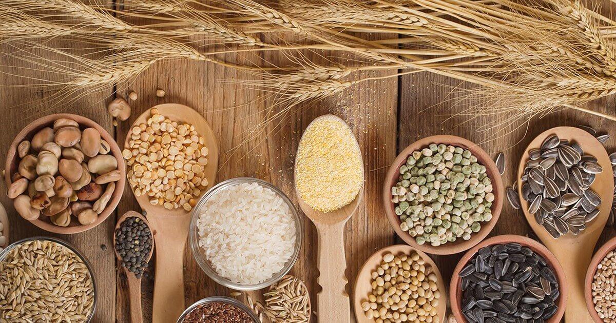 Balanced Food Nutrition whole meal food