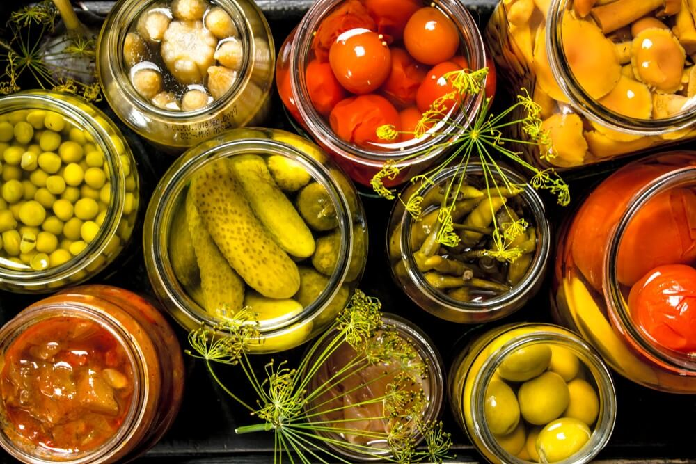 Balanced Food Nutrition canned vegetables