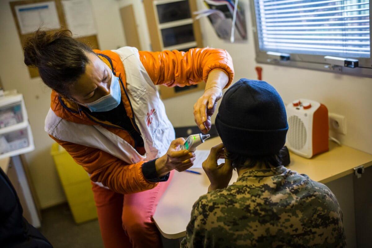 Edenred Bulgaria Médecins Sans Frontières