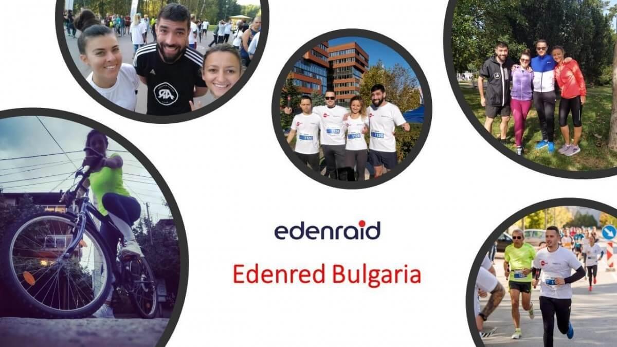 Edenred Bulgaria Edenraid 2020