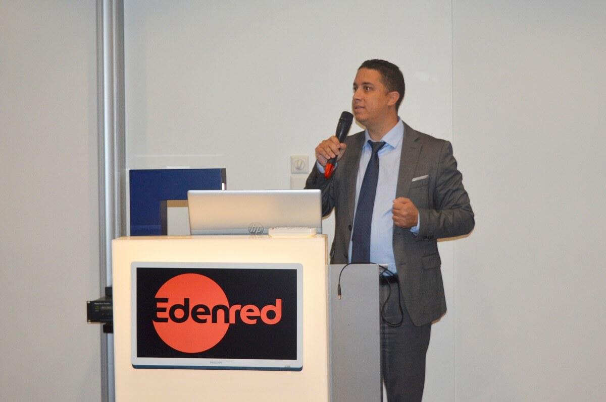 General Manager of Edenred Bulgaria