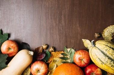 Защо да включим повече есенни плодове и зеленчуци в менюто си